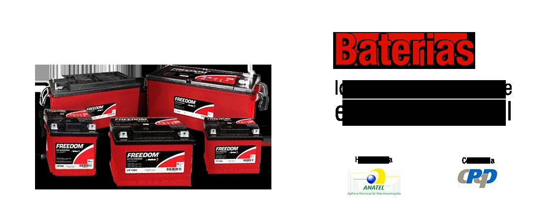 Banner Baterias