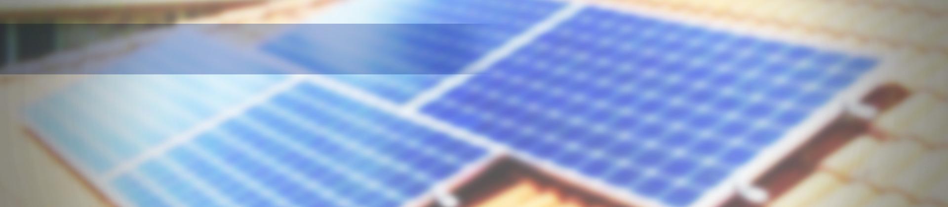 Banner Painéis Solares
