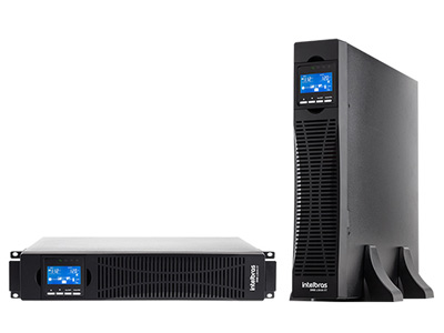 NoBreak online rack/torre Intelbrás DNB 1.5 kVA RT
