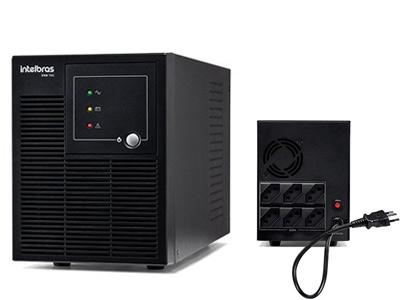 NoBreak Senoidal Bivolt Intelbras SNB 700 BI