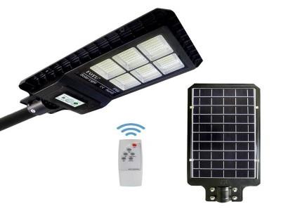 Luminária Publica Solar 180w integrada