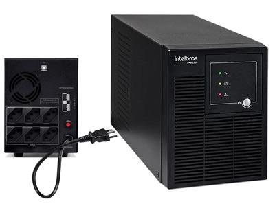 NoBreak Senoidal Bivolt Intelbras SNB 1500 BI