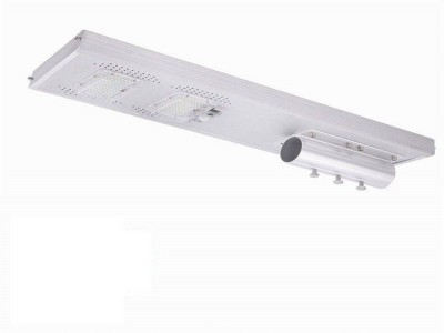Luminária Pública Solar 100w integrada