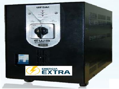 Estabilizador de Tensão de 5 kva - UPSAI - EWA 5000 va