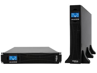 NoBreak online rack/torre Intelbrás DNB 3.0 kVA RT