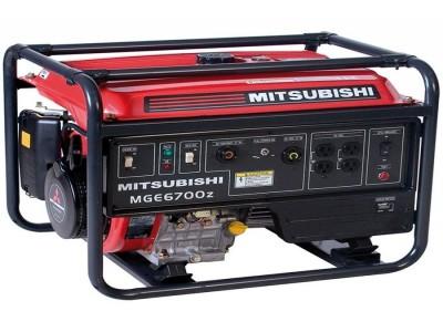 Gerador de Energia MITSUBISHI -MGE 6700Z - 6700va