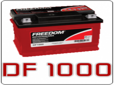 Bateria Estacionaria Freedom DF 1000 - 70 Ah