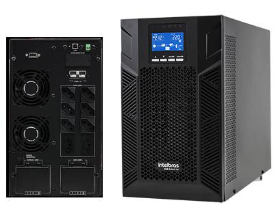 NoBreak online torre Intelbrás DNB 3.0 kVA TW