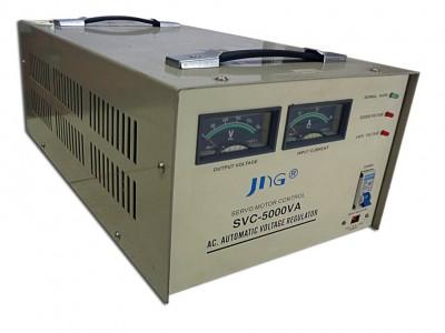 Estabilizador de tensão 5 kva - 220v