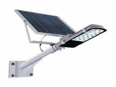 Luminária Solar LED 100W para Poste